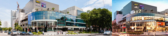 112 Katong Shopping Centre near Seaside Residences Fraser Centrepoint Homes