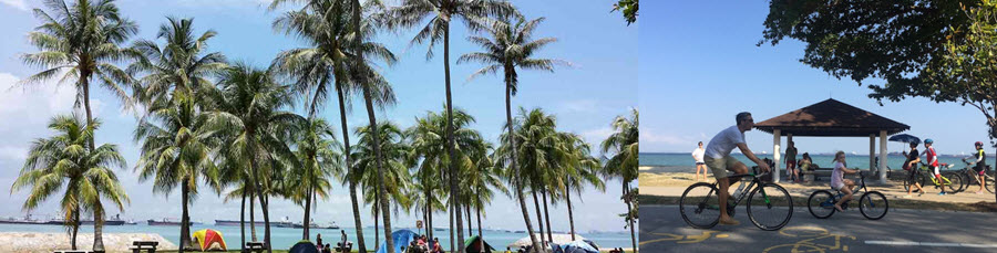 Seaside Residences East Coast Park Beach