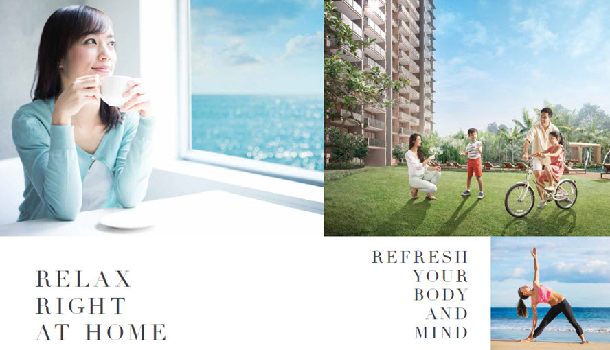 Relax your mind at Seaside Residences