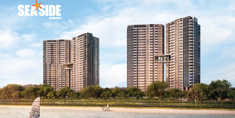 Seaside Residences Siglap MRT Station Siglap Link